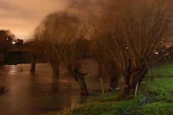 Les crues du Nil – 13.14 novembre 2010