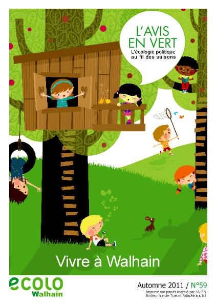 Avis en Vert n°59 – Automne 2011