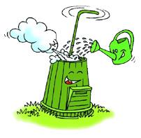 Le compostage fait des ravages au Conseil communal de Walhain