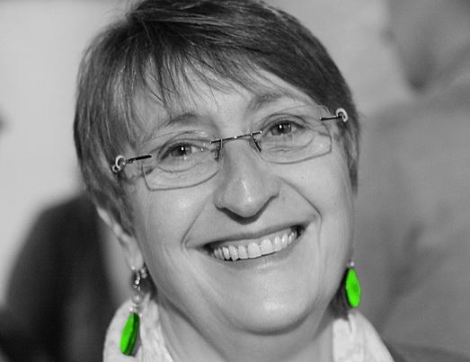 Agnès Namurois, conseillère communale et présidente du Conseil communal