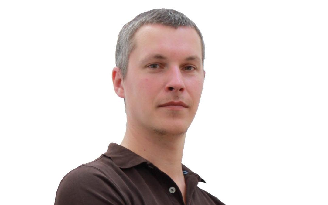 Nicolas Art, membre du CA de l'Agence Locale pour l'Emploi (ALE)