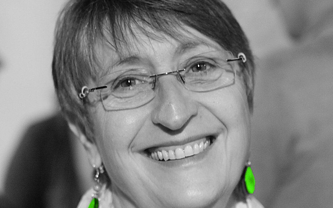 Agnès Namurois, candidate aux élections régionales,