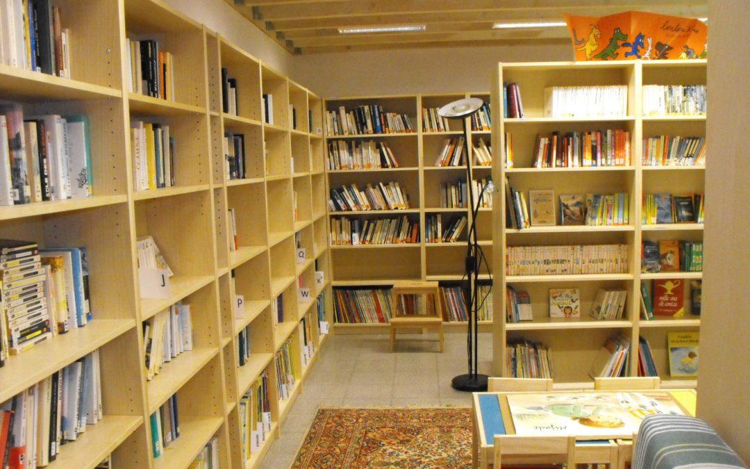 Inauguration officielle de la ludo-bibliothèque de Walhain