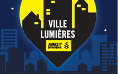 Le tour des crèches sous les lumières d'Amnesty