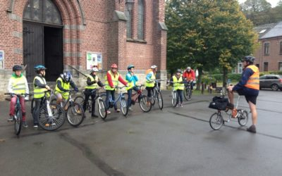 Remise des brevets cyclistes – Tous ont réussi !