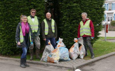 Rejoignez-nous pour le Grand nettoyage de Printemps à Walhain