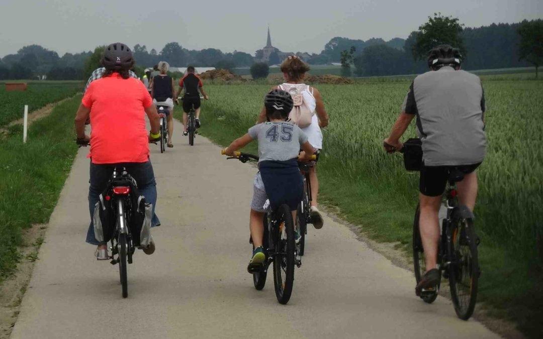 3e balade vélo ECOLO, toujours autant de succès