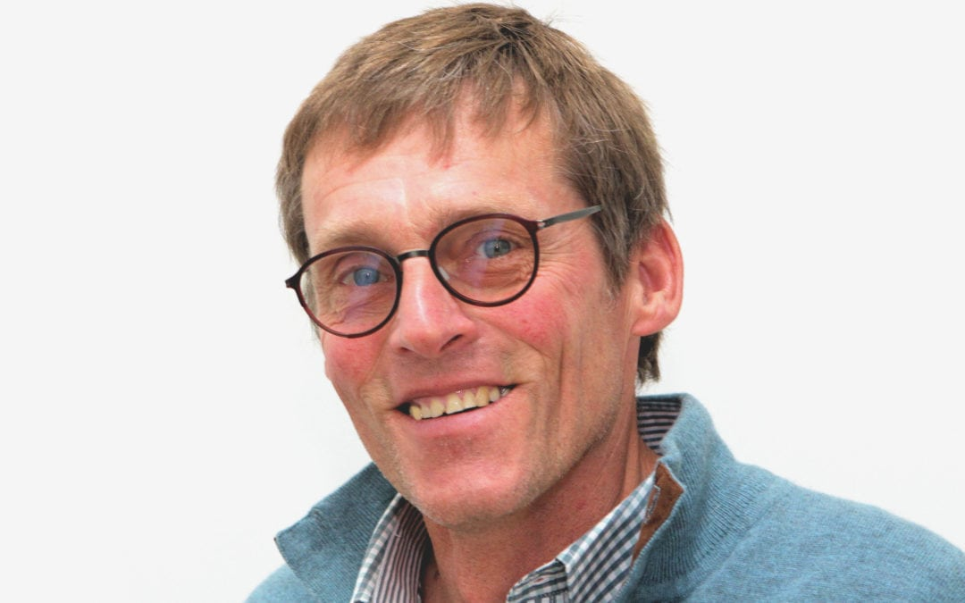 Vincent Eylenbosch, 3e tête de liste