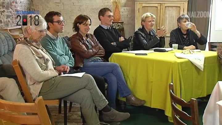 """""""4 générations d'Ecolo s'allient pour Walhain"""""""