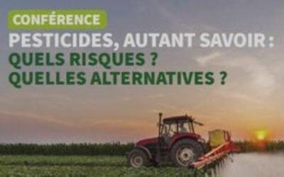 L'usage des pesticides, ses risques et les alternatives