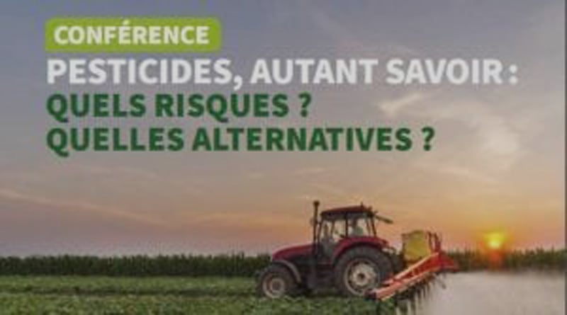 L'usage des pesticides, ses risques et les alternatives