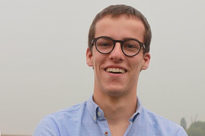 Adrian Eylenbosch – La politique accessible aux jeunes