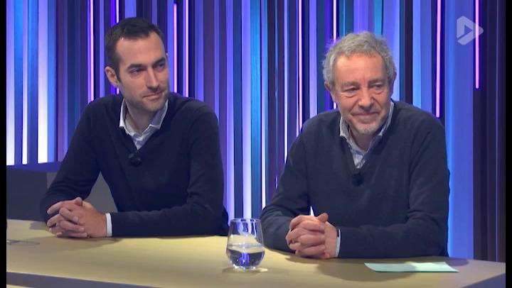 Xavier Dubois et Jean-Marie Gillet, invités de Canal Zoom