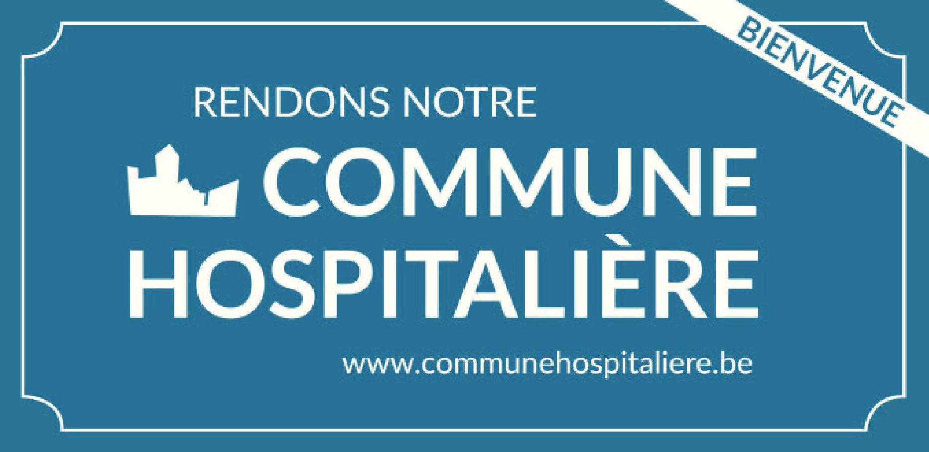 """Walhain devient """"Commune hospitalière"""""""