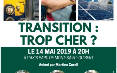 Transition: trop cher?