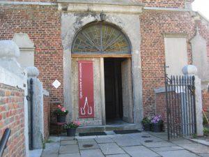 Eglise ouverte de Saint-Martin