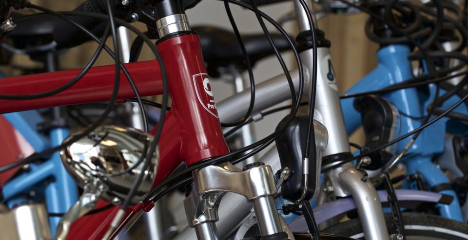 Mobilité douce – Déstockage de vélos